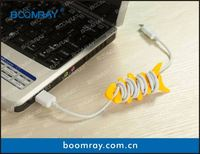 useful and cute cable headset connector cdma450mhz mobile phone