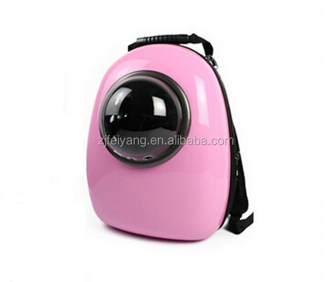 Transport outdoor travel Carrier dog cat pet bag, bubble Astronaut Capsule backpack oxford soft side bag