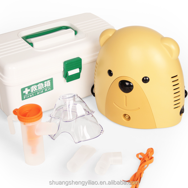 manufacturer minimate compressor animal character nebulizer for children