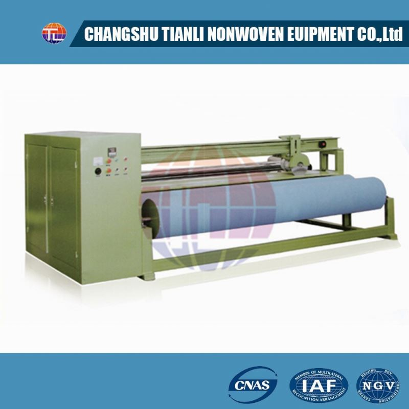 TLC Professional cotton mixing scrap fiber felt machine