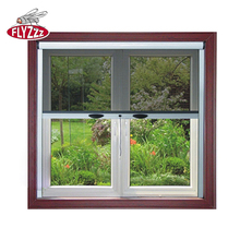 Wholesale easy installation retractable invisible mosquito net aluminum fly screen Window/Door