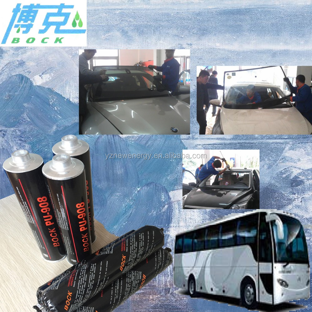 weatherproof windshield adhesive glue sale good in china