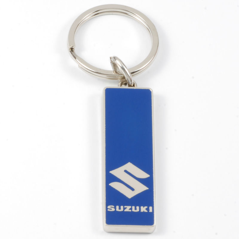 YOUR OWN DESIGN CAR BRAND COMPANY LOGO METAL KEYCHAIN KEYRING