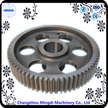 Metal Motorcycle Parts Spur Rack Gear / Clindrical pinion Alloy Gear Wheel