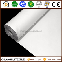 3 pass TC coated blackout curtain lining fabric