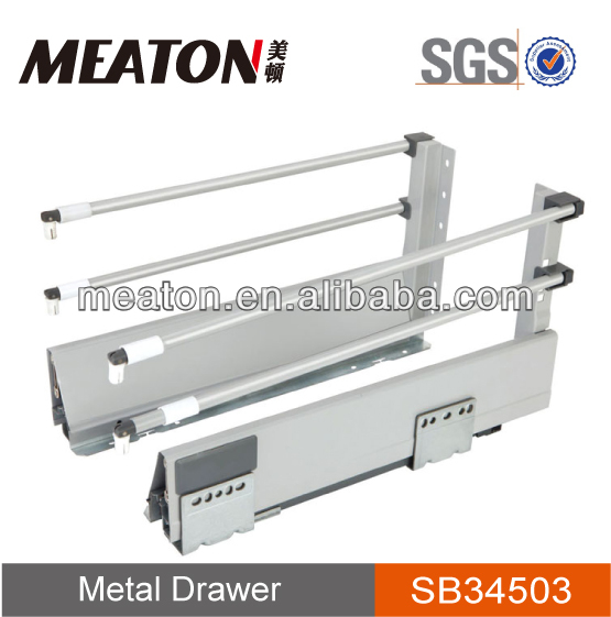 MEATON auto close drawer slide