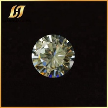 High quality price of white factory direct cz raw gemstone for sale