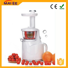 AC motor high quality Korea natural slow juicer extractor cold press juicer as seen on TV