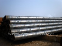 Low Cost Of Erw Spiral Pipe/Low Cost Spiral Pipe For Water Transportation
