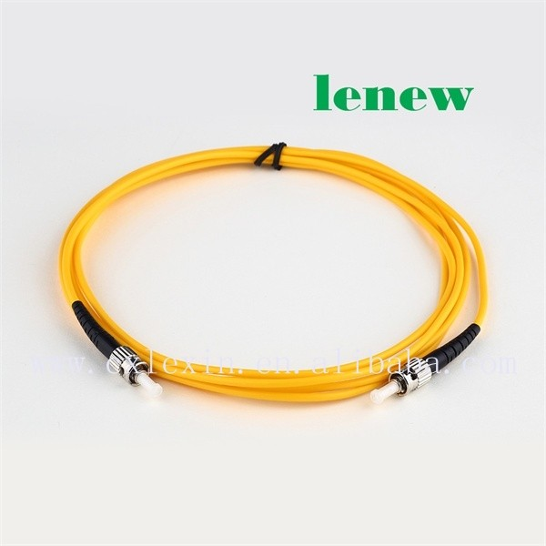 Telecommunication Fiber Bundle Patch Cord