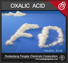 Hot sales! annual output160000mt! oxalic acid 99.6%