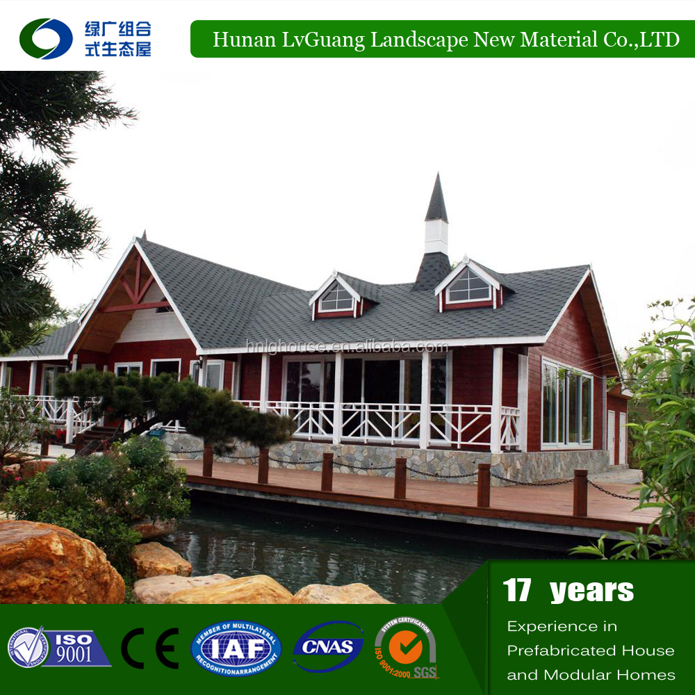 Laos damp construction labors camp/Prefab Home office dormitory canteen in china
