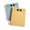 Notebooks A4 Brown Paper School Size