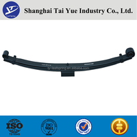 Hot sale howo heavy duty truck spare parts Front Leaf Spring