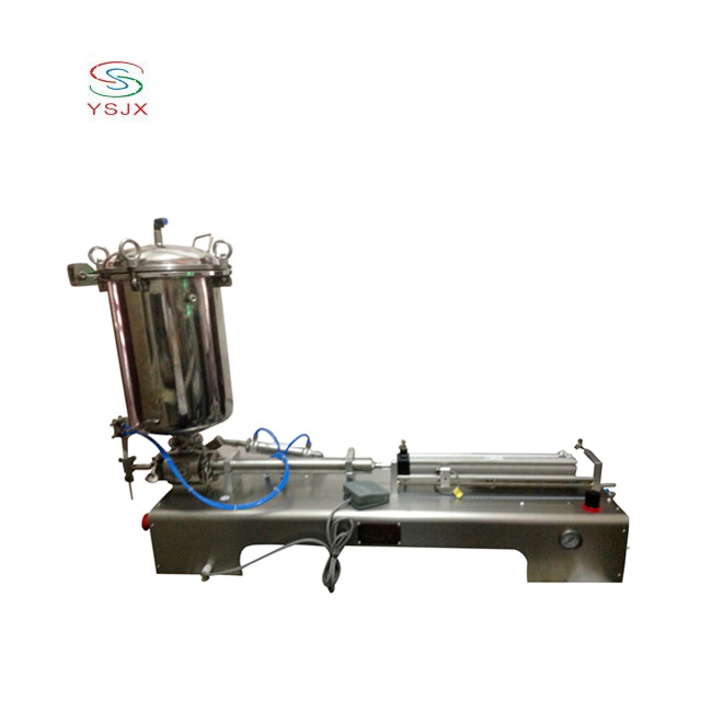china factory direct sale table top shoe polish filling machine for sale