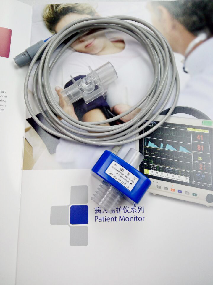OEM&ODM CAPM-M Mainstream ETCO2 Sensor for Patient Monitor