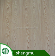 Rotary cut red oak natural veneer fancy plywood for furniture