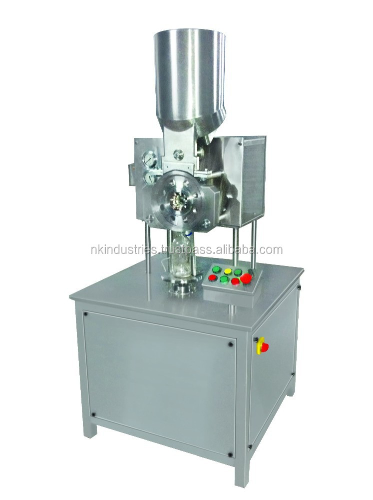 small powder filler