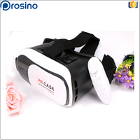VR BOX Virtual Reality Google Cardboard VR Glasses 3D Helmet Phone Glasses custom logo paper 3d glasses