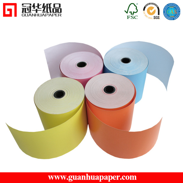 Various kinds of logo printed thermal paper