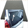 car interior material polyester felt nonwoven fabric needle punched polyester