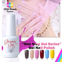 Factory Wholesale Price One Step Soak Off Gel Nail Polish No Base No Top Coat Gel Polish With 108 Colors For Private Labeling