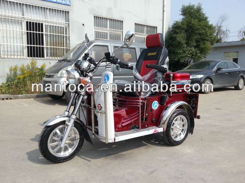 110CC Handicapped tricycle for disabled people