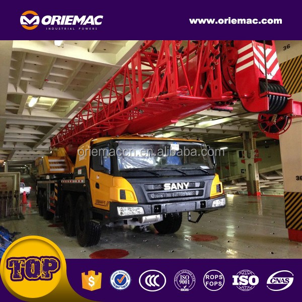 chinese factory supplier Sany stc160c 16ton mobile truck crane