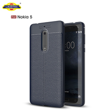 Wholesale Mobile Phone Case For Nokia 5 Leather TPU Case