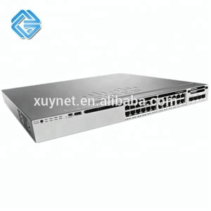 Cisco Catalyst 3850 24 Port Switch WS-C3850-24T-L