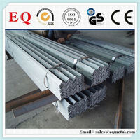 V profile steel structural carbon steel angle bar bulb flat steel angle