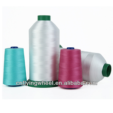 100% polyester sewing thread for quilting machine