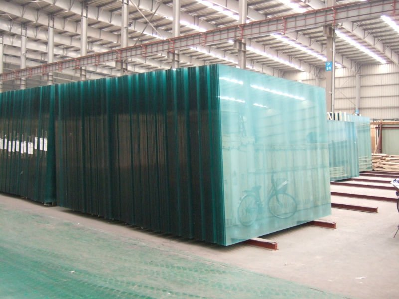 10mm Clear Float Glass Tempered Quality for Mexico Market