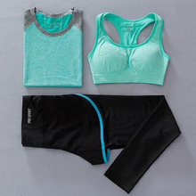 WJ008 Wholesale lycra fitness clothing gym wear womens sportswear factory in china