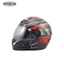 OEM decals prodator motorbike helmets DOT helmet motorcycle with price