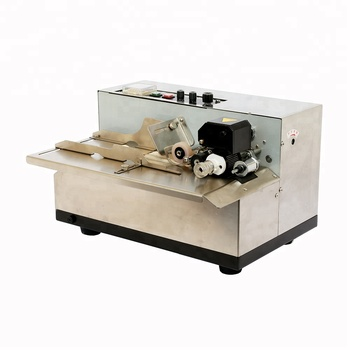 MY-380 Solid-ink wheel automatic marking/coding machine (Stainless steel shell standard)