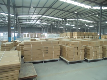 Finished Products in Warehouse