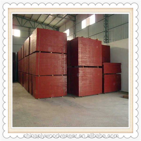 Cheap building construction material/film faced plywood black/brown film faced plywood Commercial Furniture Plywood Prices