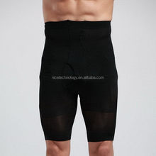 Wholesale sexy men underwear pants body shaper slimming boxer shorts