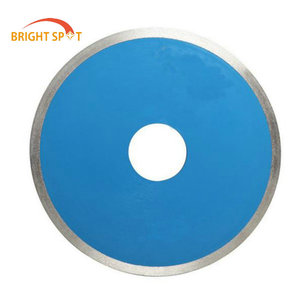 Continuous rim saw blade Diamond Saw Blade For glass cutting