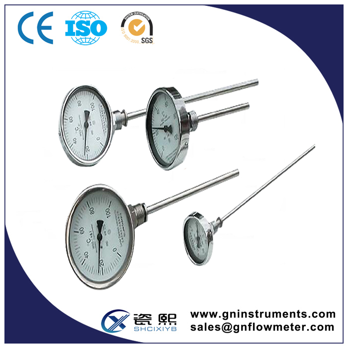 hot sales high quality wholesale price WSS/ WSSX bimetal thermometer, sensor temperature
