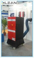Mobile Soldering Dust Extractors for Metal-work Shop