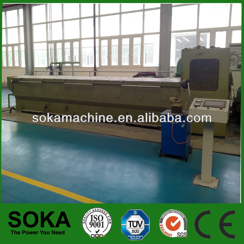 Soka hot sales electrical cable manufacturing machine