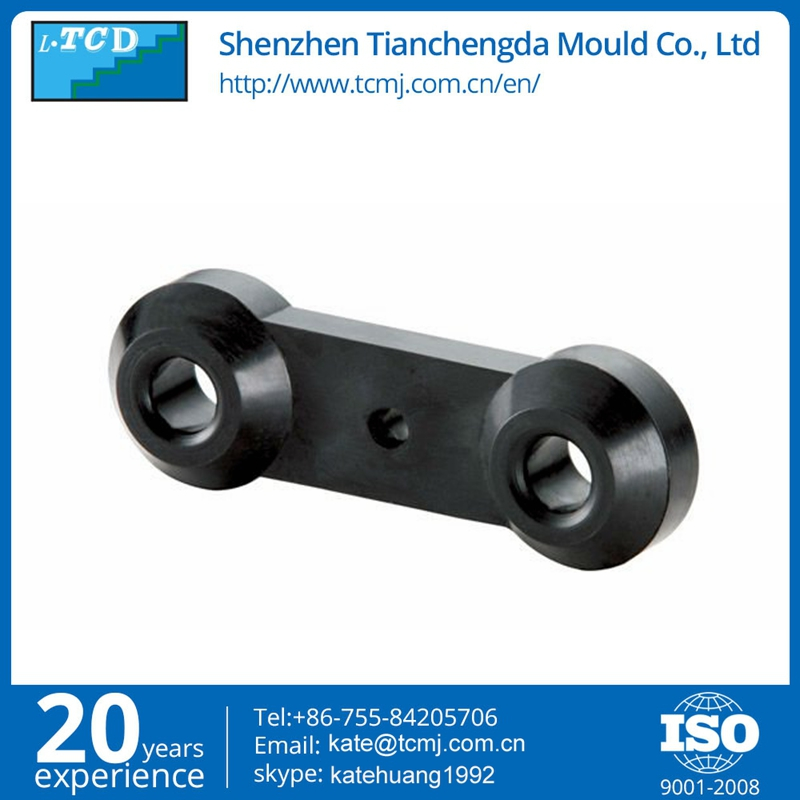 mold for plastic spare parts for textile machinery