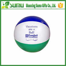 promotion inflatable 3c roping beach ball for decoration