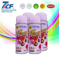 Removable Plastic Rubber Clear Coating Spray