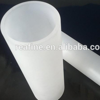 Milky/Opaline/White acrylic/plexiglass / PC tube/tubing/pipe for led light