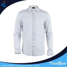 Custom design Different kinds of nice linen cotton shirt