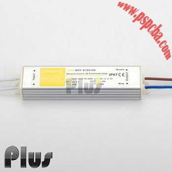 3-5W Constant current 320MA IP 67 Waterproof led driver