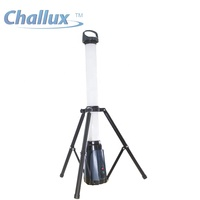 LED illuminator Mobile Lighting Tower 110v 220v rechargeable work light portable tripod site light
